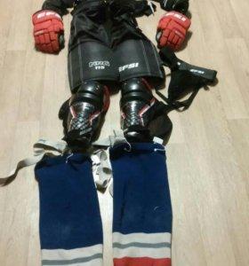 Хоккейная форма 10 - 13 лет.