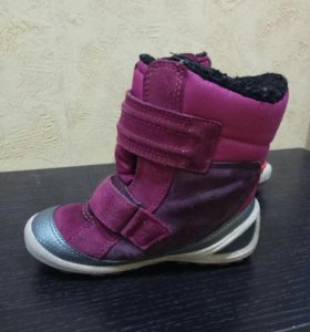 Ботинки зимние экко