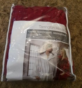 Новый Махровый халат XL