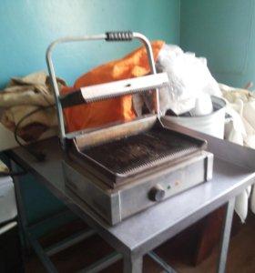 Гриль-тостер