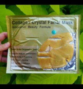 Коллагеновая золотая маскаCollagen Cristal mask