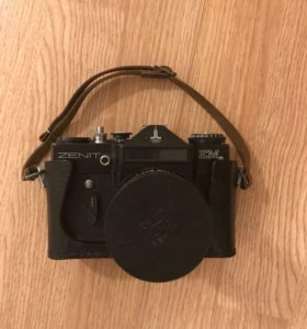Фотоаппарат Zenit EM олимпийский