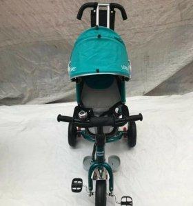 Велосипед-коляска новый!