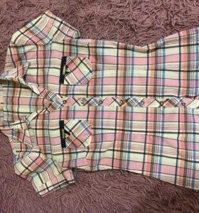 Рубашка женская 40-42 размер