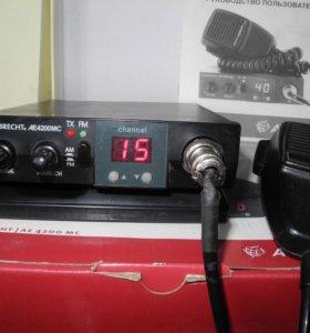 Радиостанция Albrecht AE4200 MC