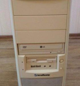 Компьютер core 2 quad q9500 radeon hd6770