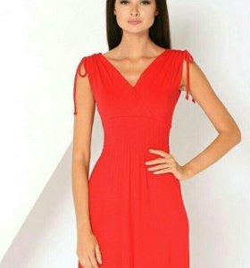 Платье в пол 44-46 размера