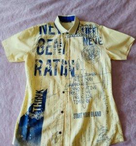 Рубашка рост 170