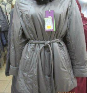 новая куртка весна 52-54