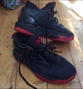 Баскетбольные кроссовки adidas Lillard 2