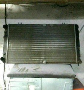 Радиатор калина Приора