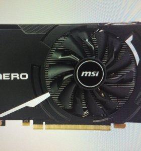 Видеокарта MSI GTX 1060 6GB