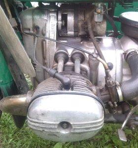 Урал ИМЗ -8