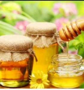 Мед. Цена за 3 литра