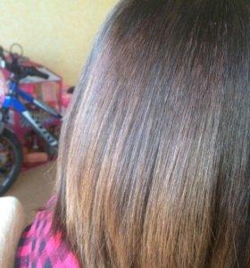 Процедура оздоровления волос
