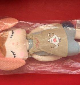 Новая кукла Metoo(сплюшка)