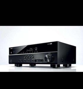 Yamaha rx v381 ресивер