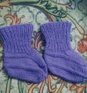 Носки от 3 месяцев