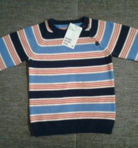 Пуловер нм, новый