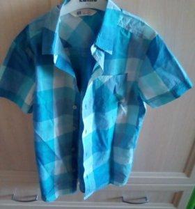 Рубашка д/м 10-11лет.