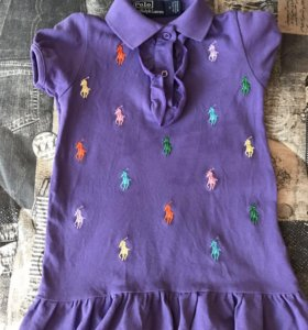 Платье Polo