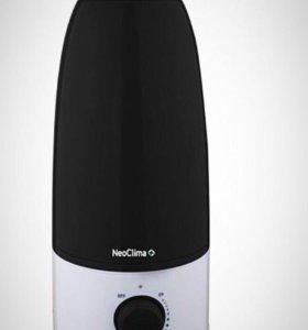 Увлажнитель воздуха NeoClima новый на гарантии
