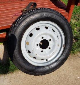 Колесо для нивы ВАЗ 2121 К156-1