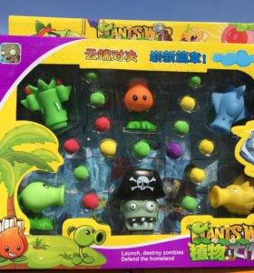 Детская Игра Plants v Zombie Растения против Зомби