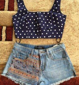 Шорты, джинсы, брюки
