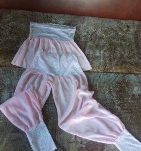 Пижама в восточном стиле