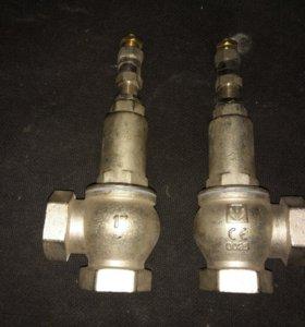 Клапан предохранительный для котлов отопления