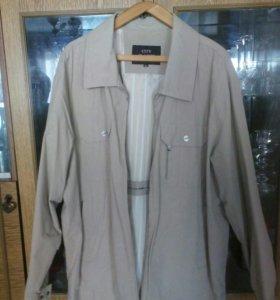 Легкая куртка!