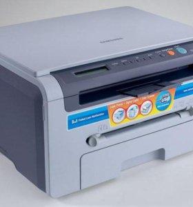 Принтера и мфу в ассортименте б/у :