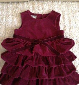 Платье для девочки от 1 года