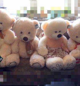 Медведь-мягкая игрушка