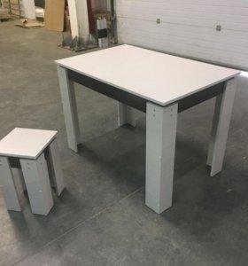 Стол+4 табуретки