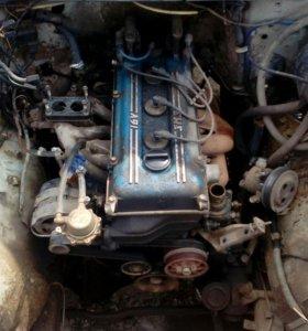 Двигатель 406 карбюратор