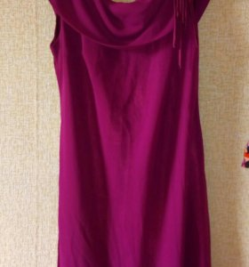 Вечернее платье интересного фасона