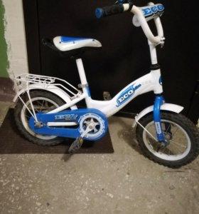 Велосипед детский от 3 лет