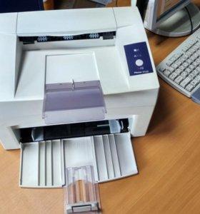 Принтер Xerox 3117. Почти новый.