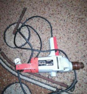 Электрическая дрель