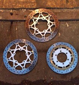 Тормозные диски для m109r