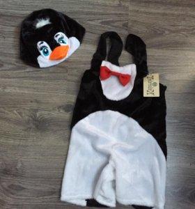 Карнавальный костюм Пингвин (новый)