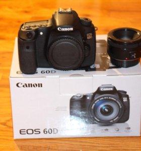 Canon 60d + 50mm 1.8 stm