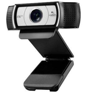 Веб-камера Logitech c930e (возможен торг)