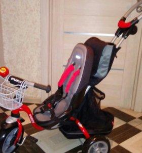 Трехколесный велосипед Puky CAT S6 Ceety
