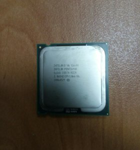 Процессор Intel Pentium 3.06GHZ/2M/1066/06 E6600