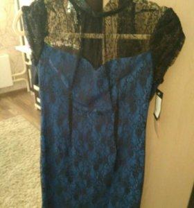 Новое платье р.42