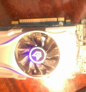Видеокарта GTX650 1gb gddr5 + hdmi - mini hdmi