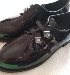Туфли новые. Костюшко 48